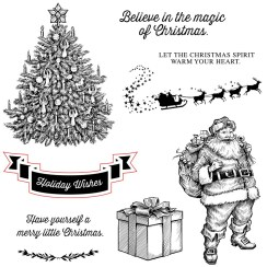 Believe in Christmas Stamp Set